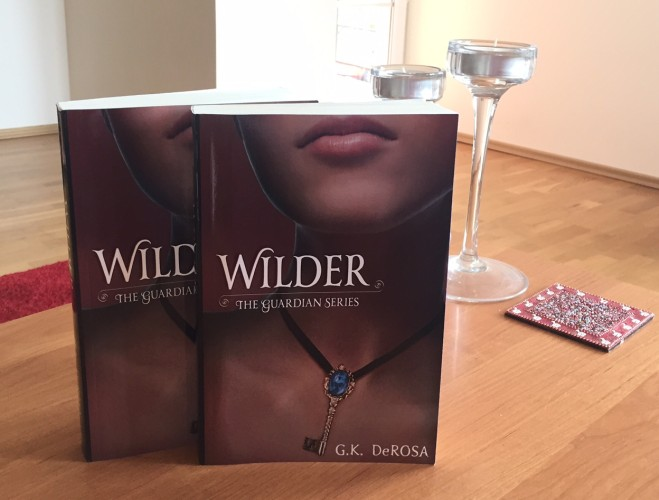 Goodreads Book Giveaway for Wilder