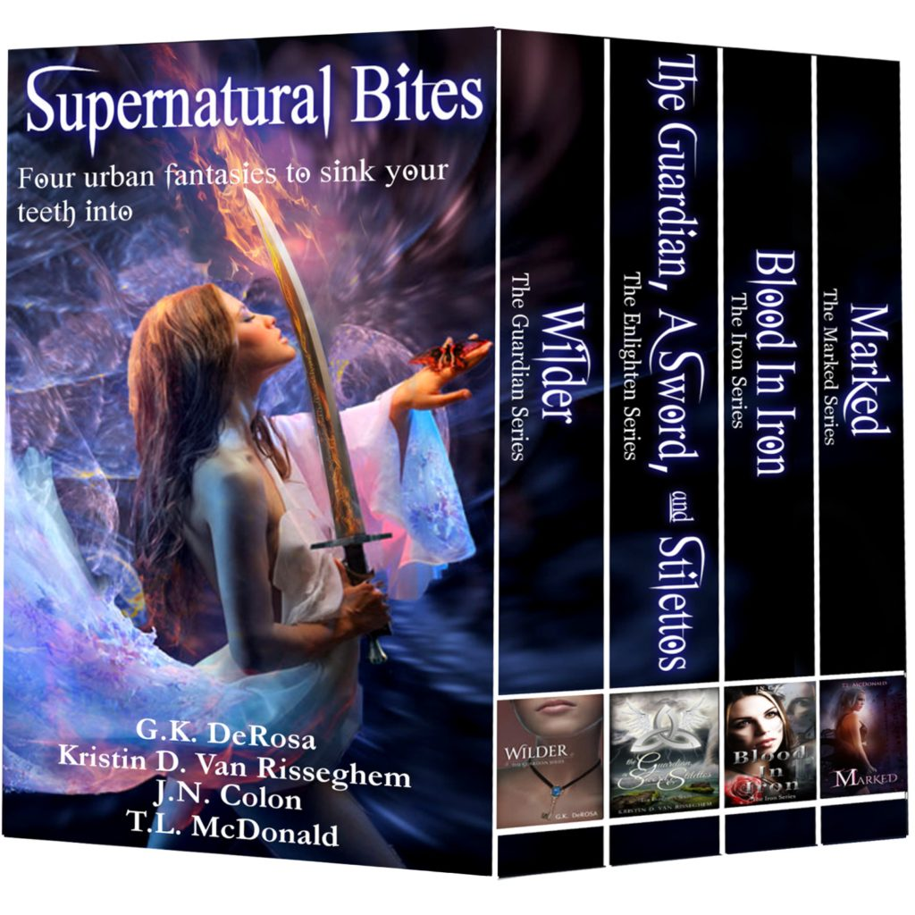 Supernatural Bites box set