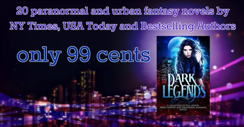 Dark Legends Boxed Set Author Spotlight: The Para-Portage of Emily by Muffy Wilson