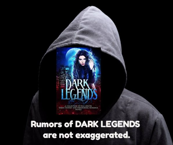 Dark Legends Boxed Set Author Spotlight: By Darkness Revealed by Kevin McLaughlin