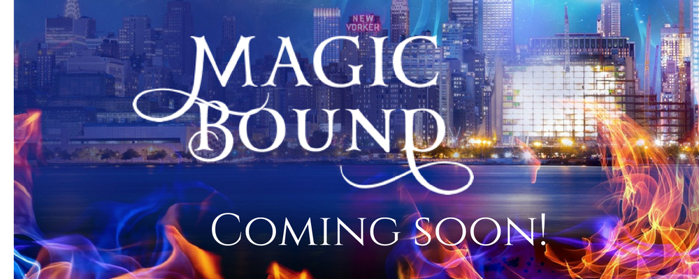 Magic Bound is here on April 30th!