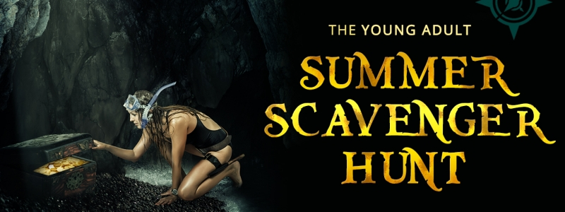 Who Wants to Go on a YA Summer Scavenger Hunt?