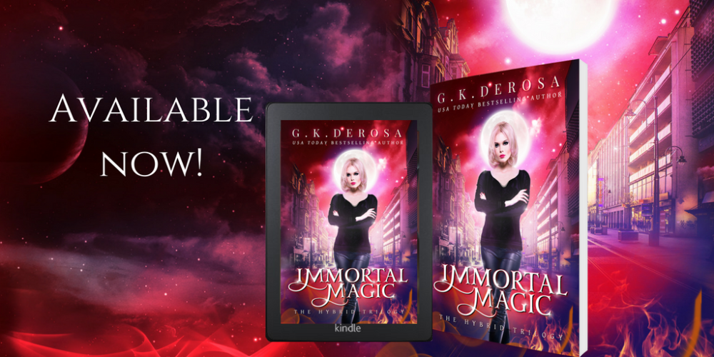 Immortal Magic is here!