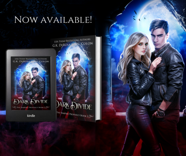 Dark Divide is HERE!