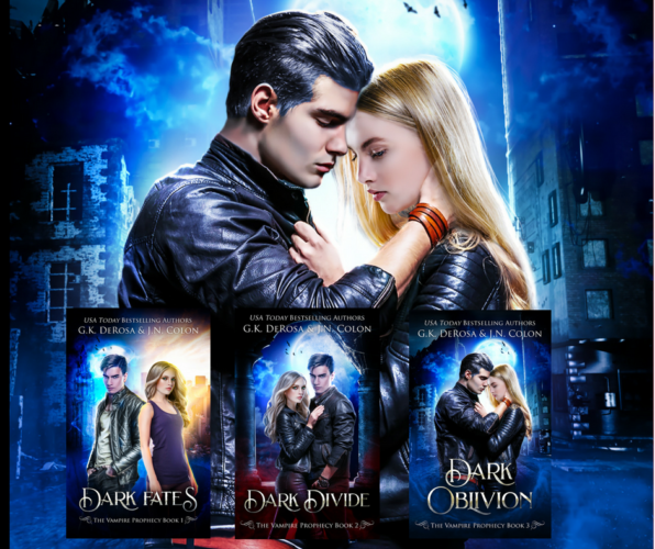 Happy Book Birthday to Dark Oblivion!